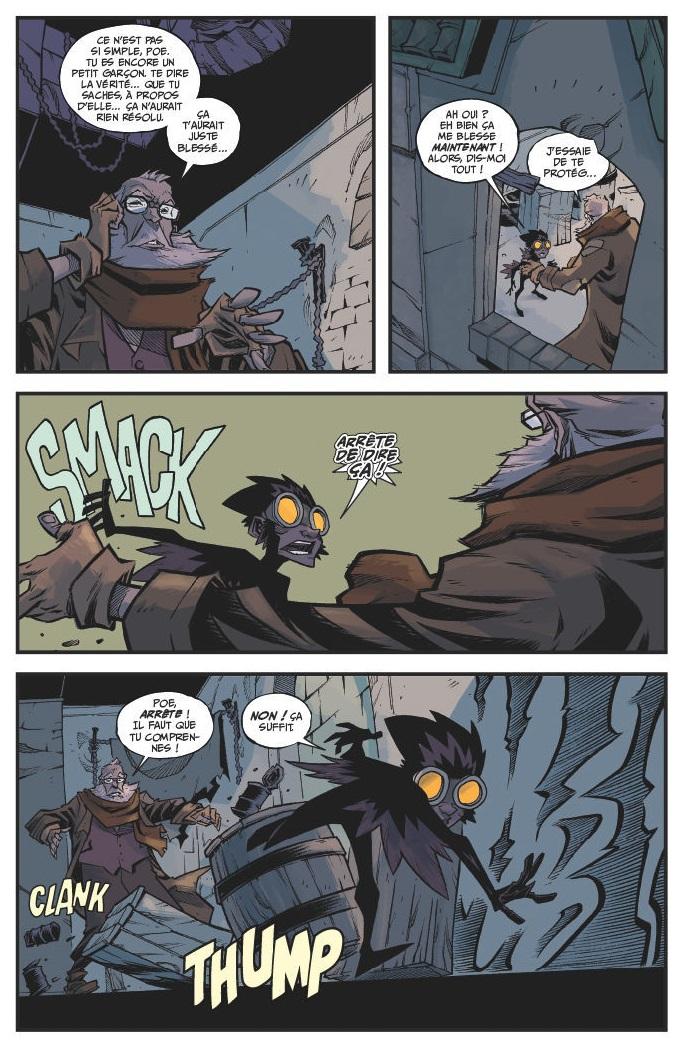 Les Incroyables Aventures de l'enfant plume T3 page 7