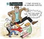 Les moyens de socialisation primaire : l'injonction