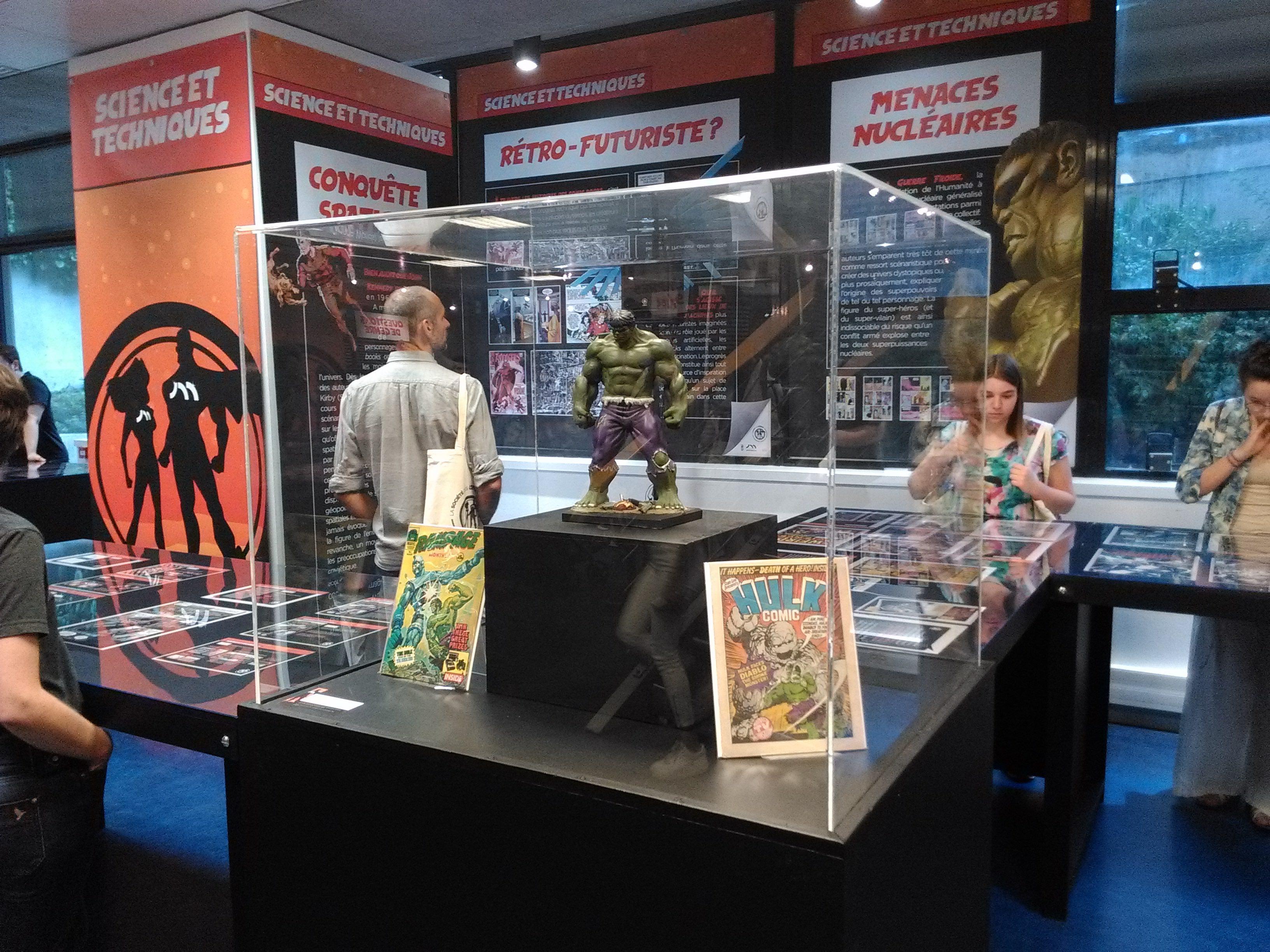 Société comics expo 1
