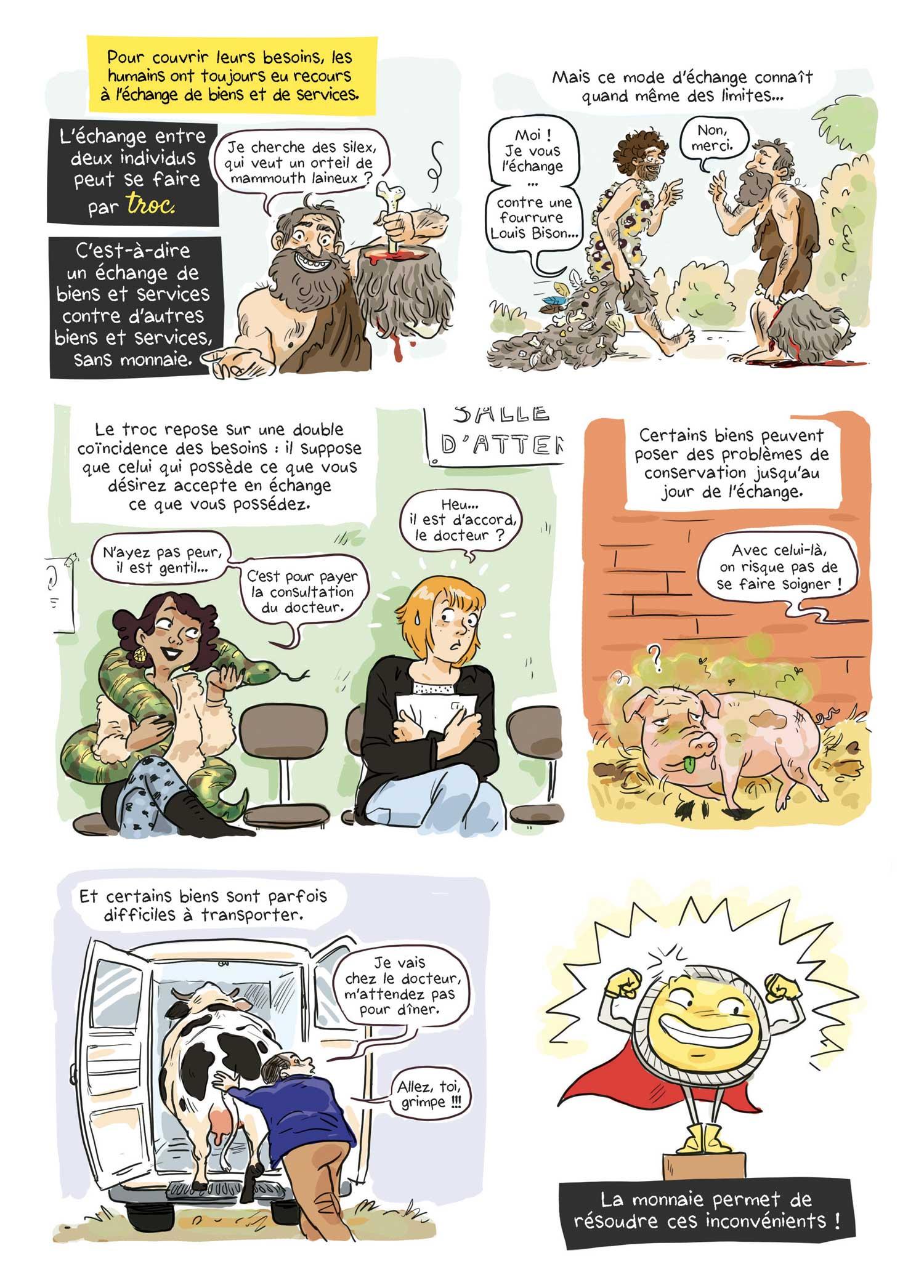 Toute l'eco  page  4