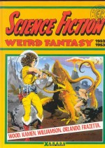 Weird Fantasty Xanadu 19521953