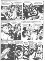 Les vaisseaux grand design et confort de Wally Wood
