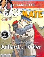 Yann et Juillard sont à l'honneur en couverture de Casemate dans l'été 2018.
