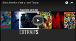 Black Panther video William Blanc