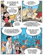 Le Fil de l'histoire raconté par Ariane & Nino, Les Gladiateurs, page 8