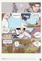 Une enfance survoltée (planche 9 - Futuropolis 2018)
