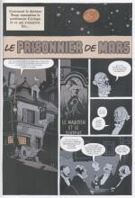 © Mike Mignola/éditions Delcourt