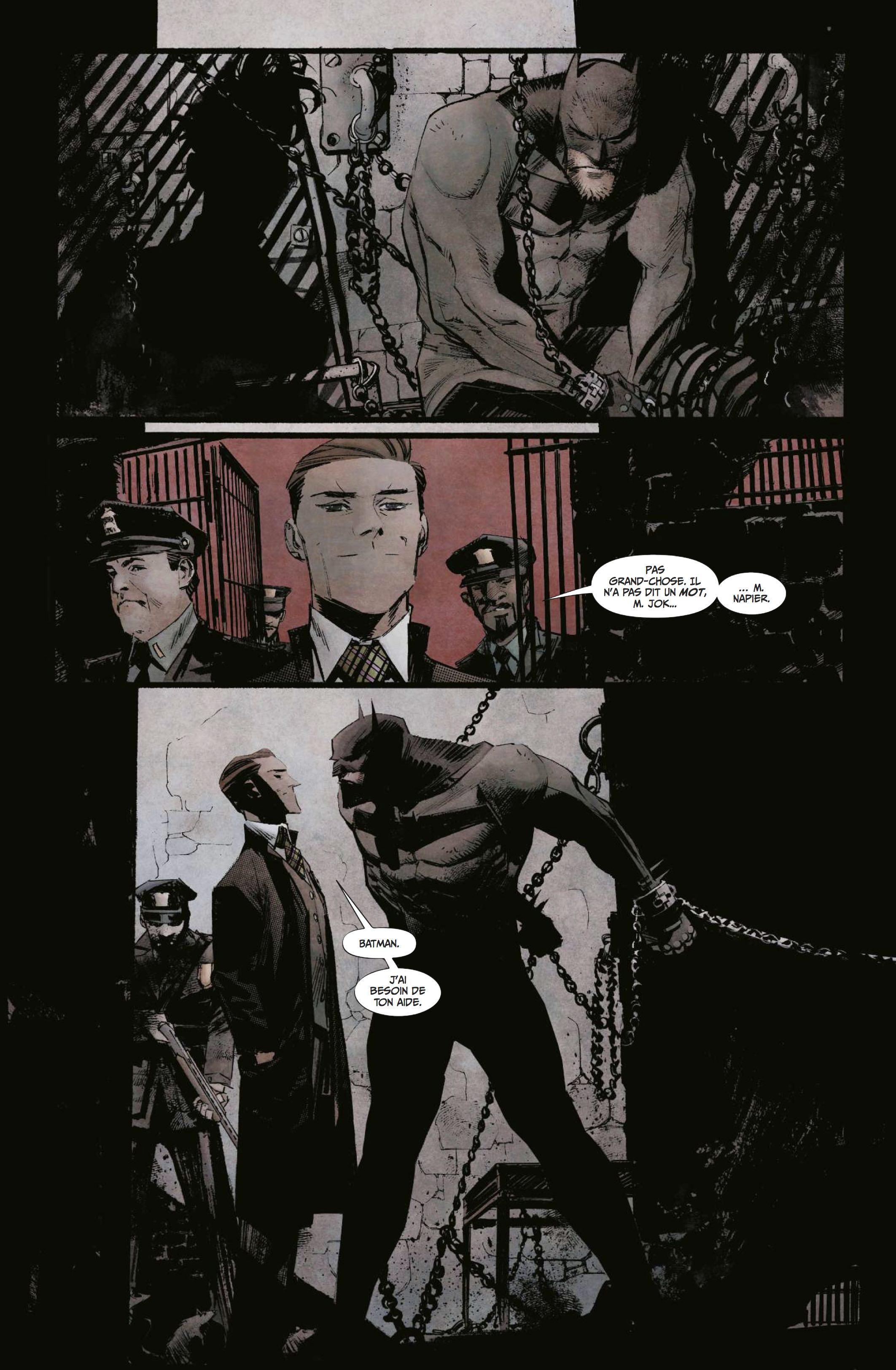 Batman White Knight 9