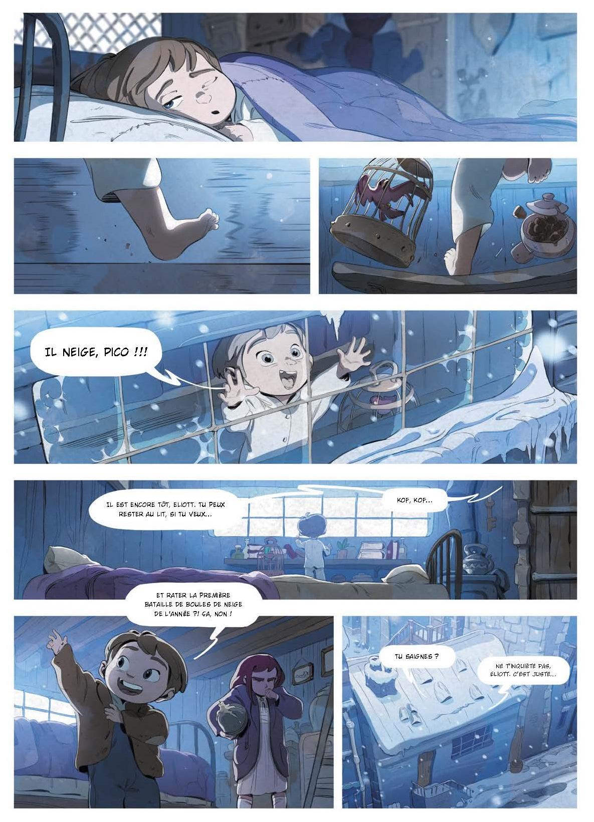 Dreams factory page 7