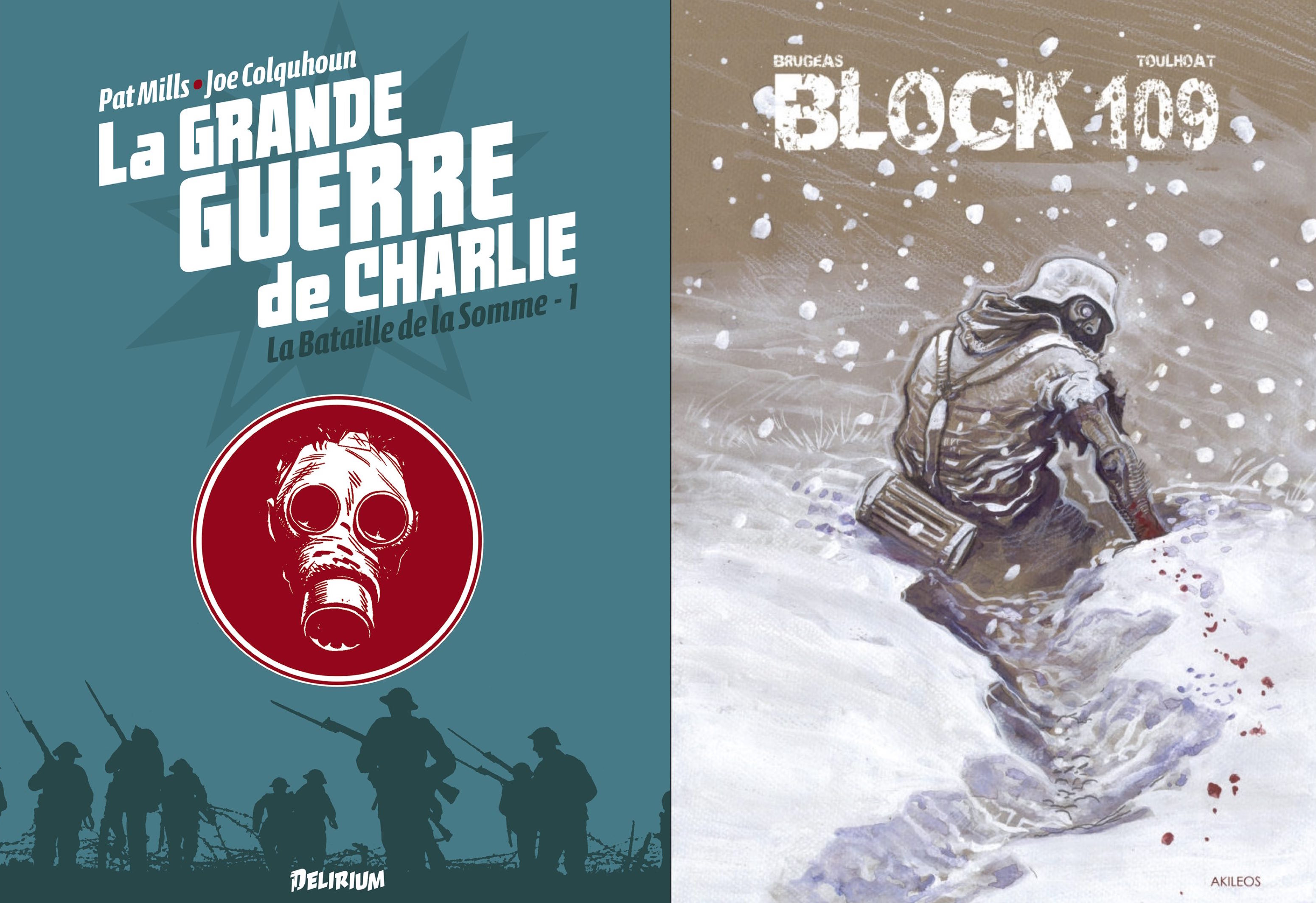 Guerre Charlie-Block 109 _couv