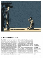 "Page de présentation du film ""a Bittersweet Life"" (Kim Jee-woon, 2005) - Dargaud 2018"