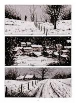 A quelques pas de l'auberge Old farmer's inn... (p. 18 - Futuropolis, 2018)