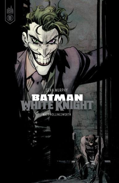 batman white knith