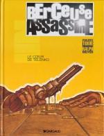 Visuels originaux des trois tomes (Dargaud, 1997, 1999 et 2002)