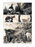 Les fantômes du passé (planche 8 - Glénat 2018)