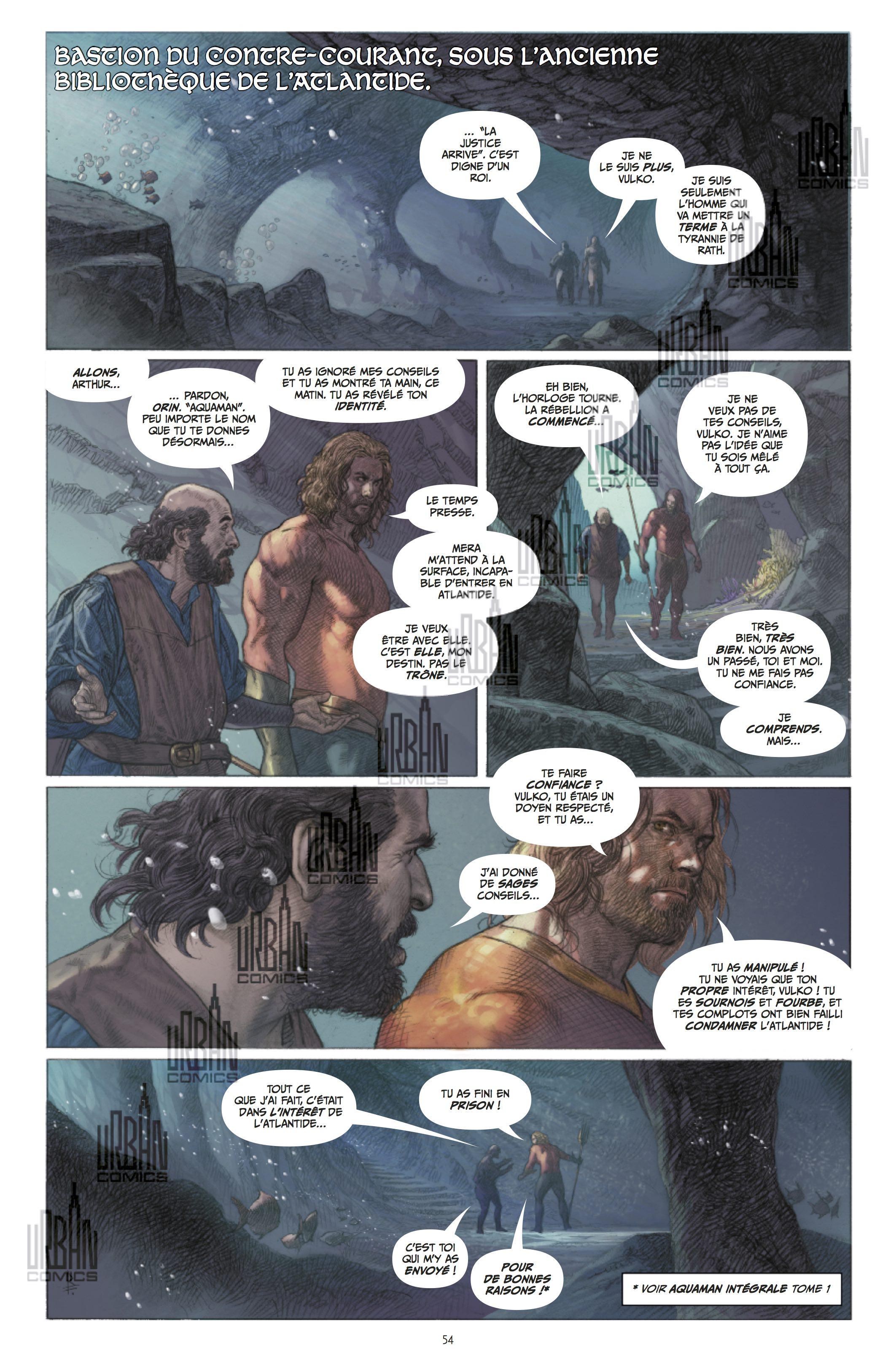 Aquaman rebirth T4 58