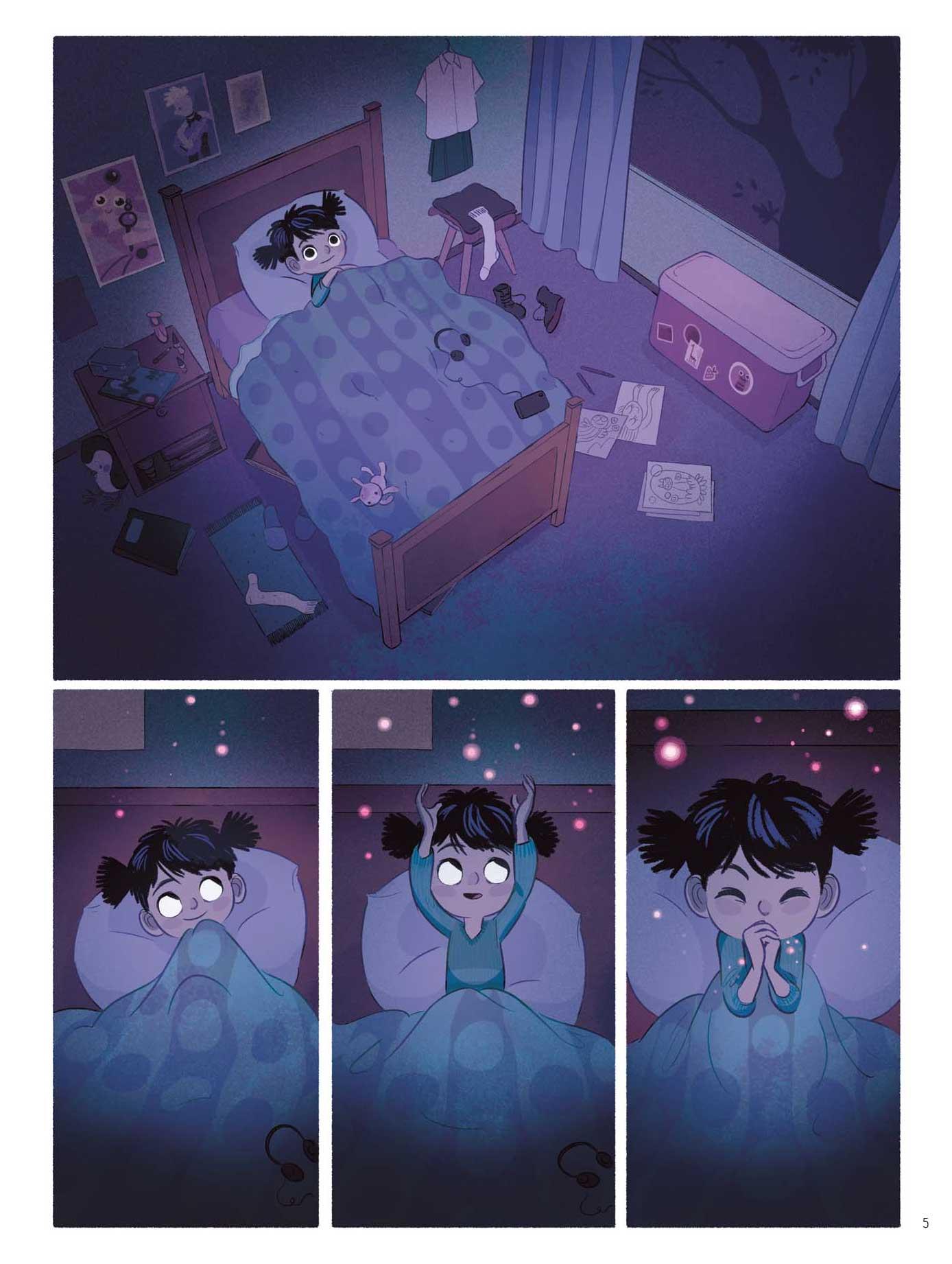 Des Lumières dans la nuit T1 page 5