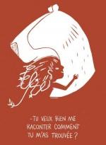 Elma une vie d'ours T1 4e de couverture