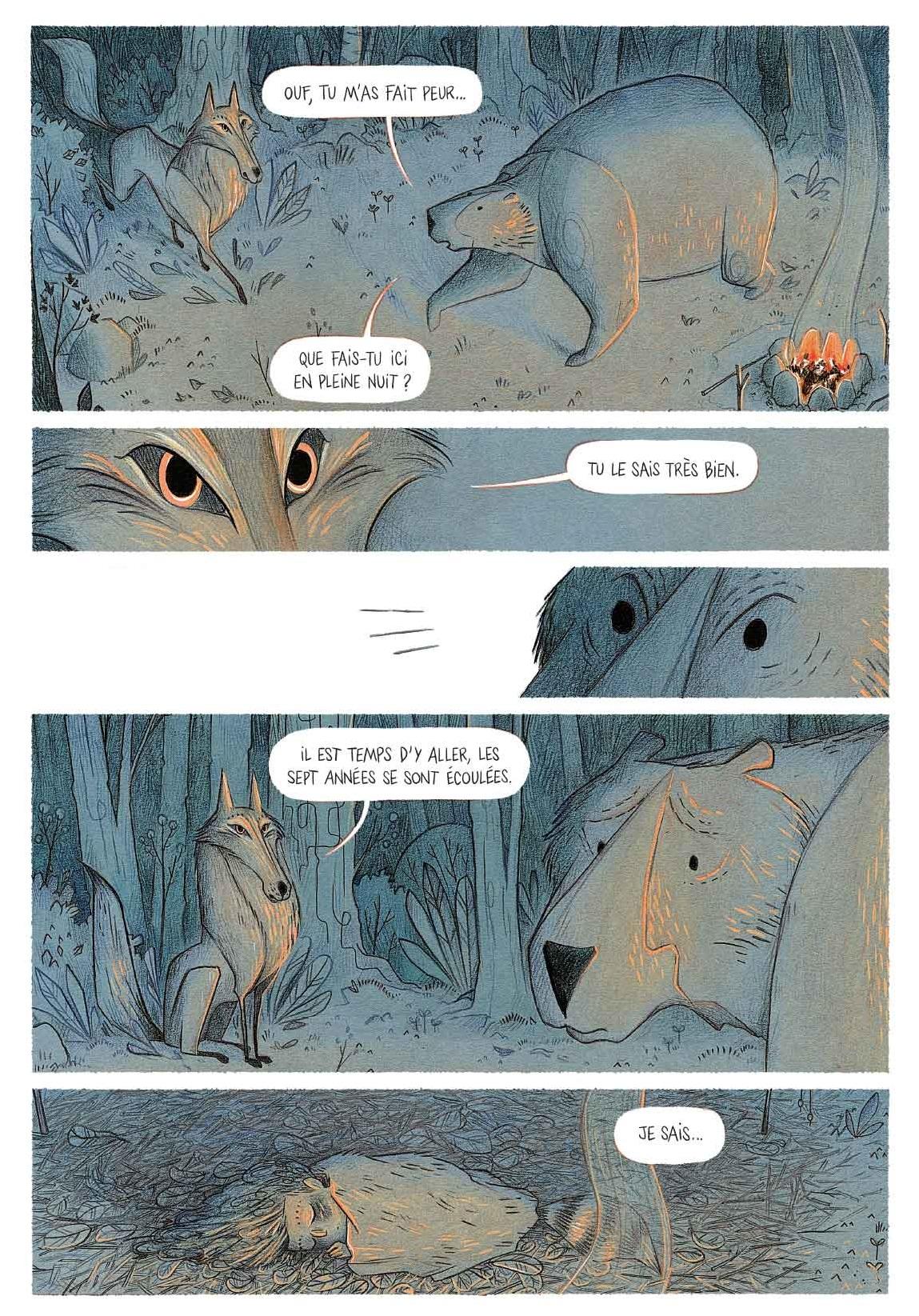 Elma une vie d'ours T1 page 9