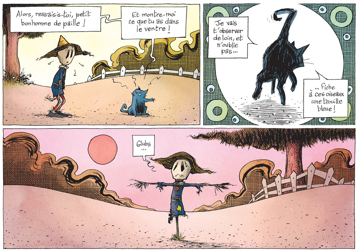 L'Emouvantail page 13