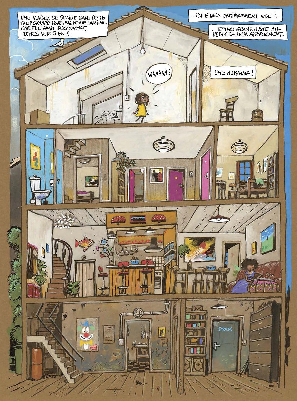 La maison de Zara