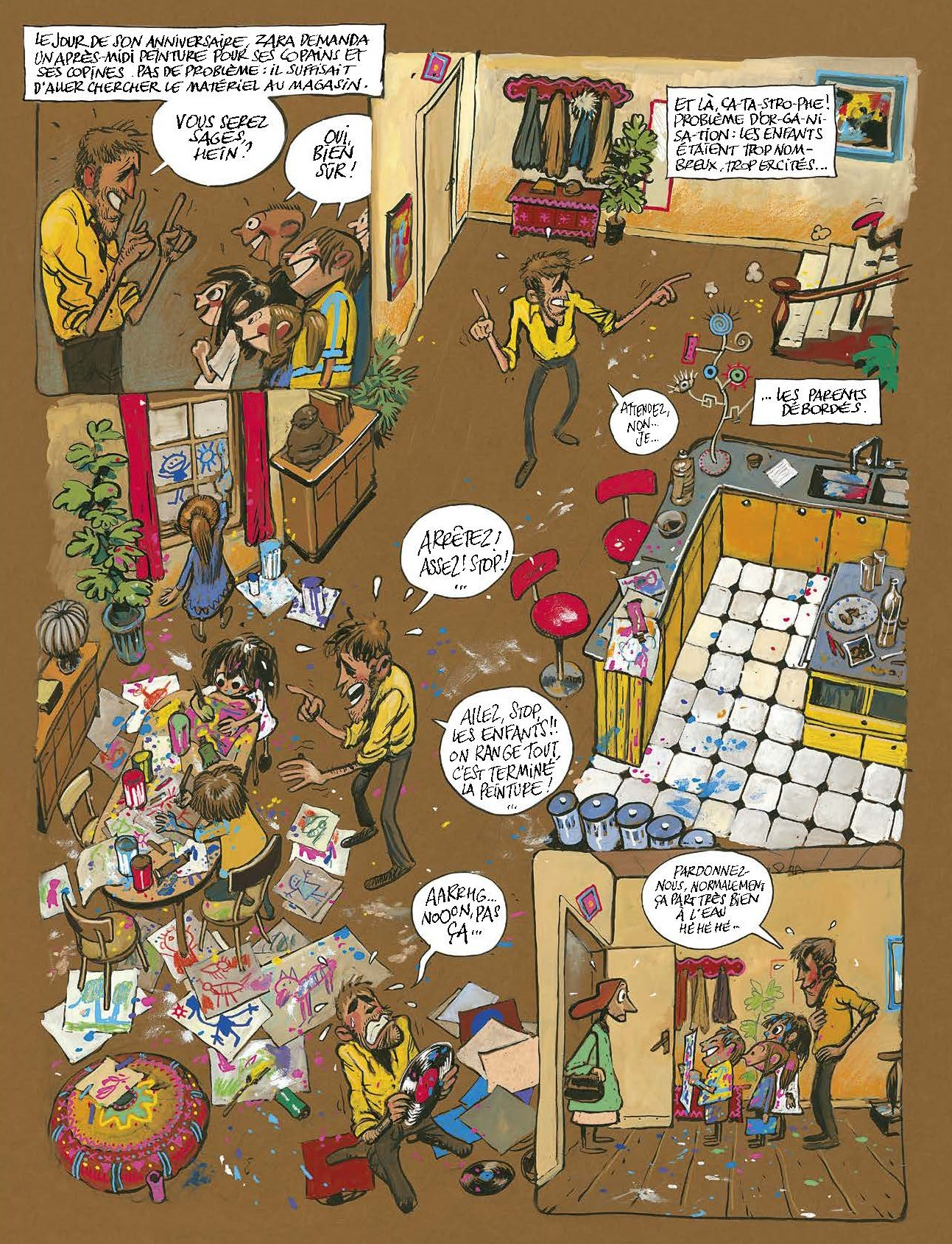 Le secret de Zara page 6