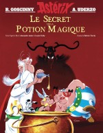 SECRET DE LA POTION MAGIQUE-couverture