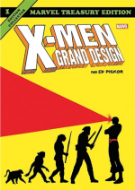 XMen Grand Design T1 couv