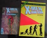 Comparaison de la taille rapport à un comics