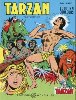 collection Tarzan