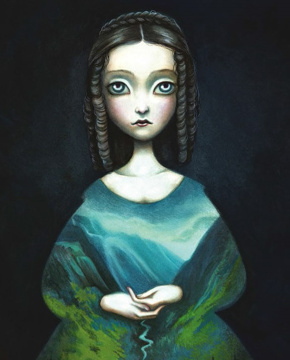illustration benjamin lacombe