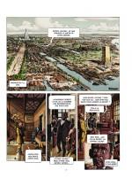 Première planche du tome 4 (Delcourt - janvier 2019)
