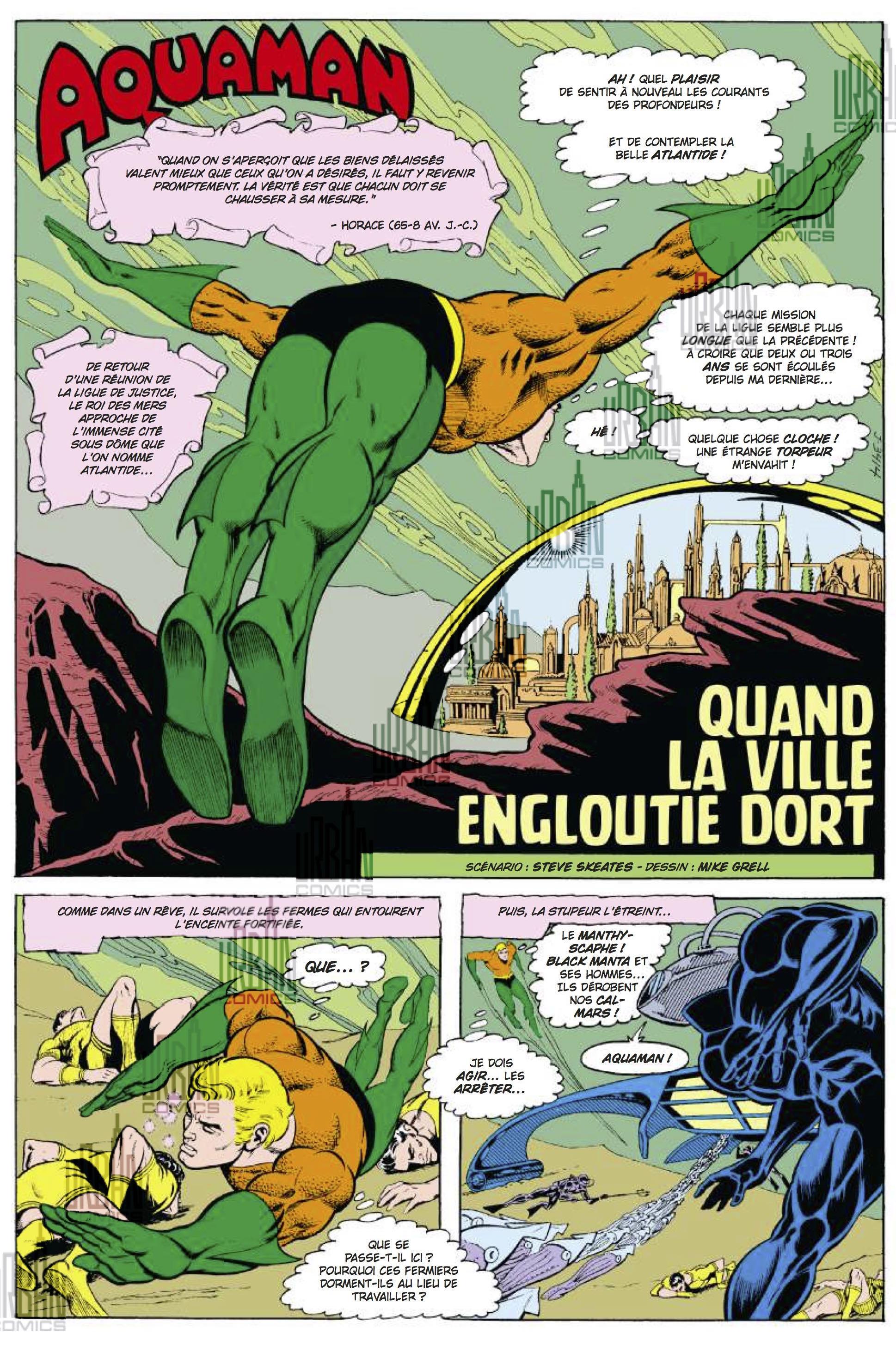 Aquaman - la mort du prince 13