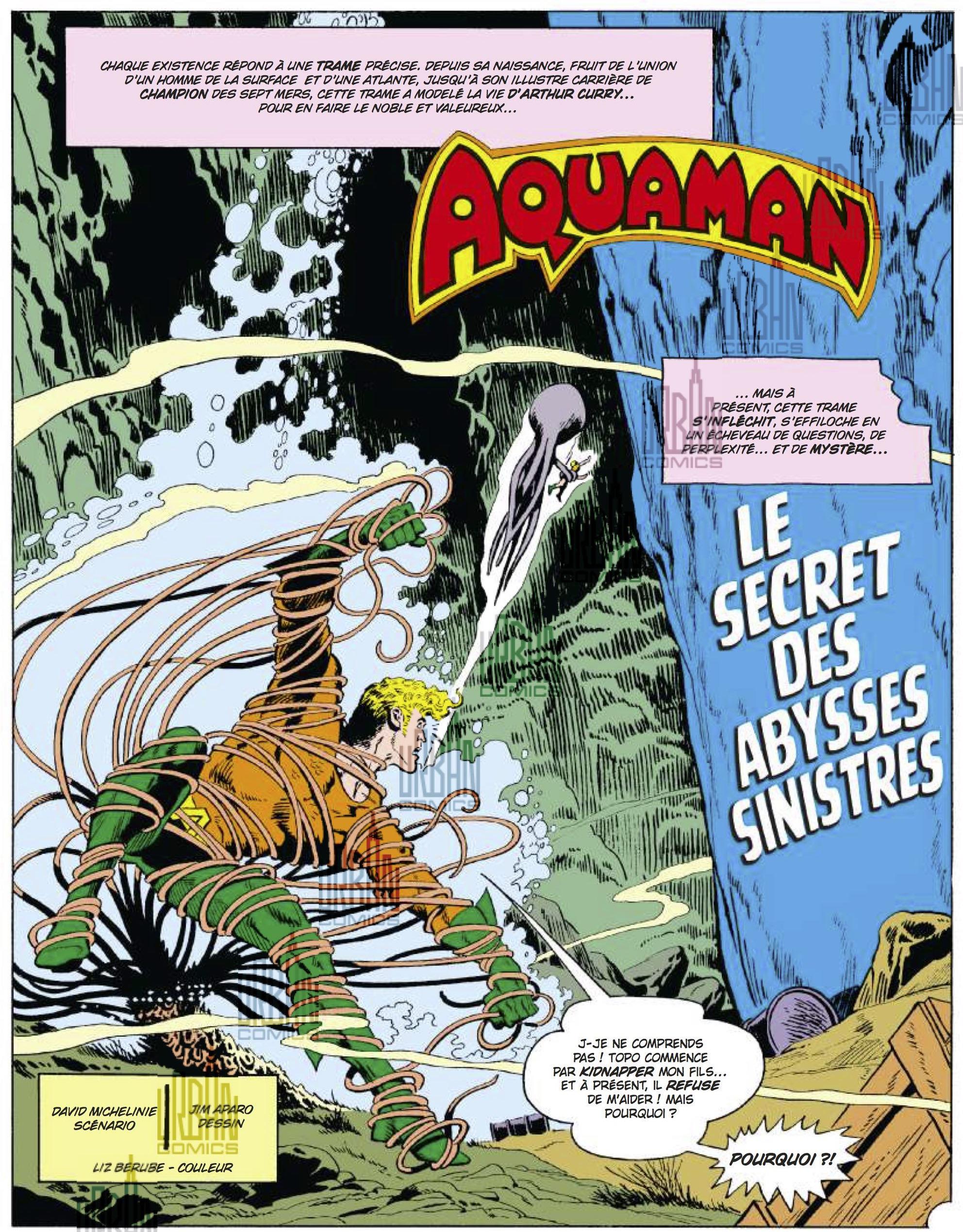 Aquaman - la mort du prince 173
