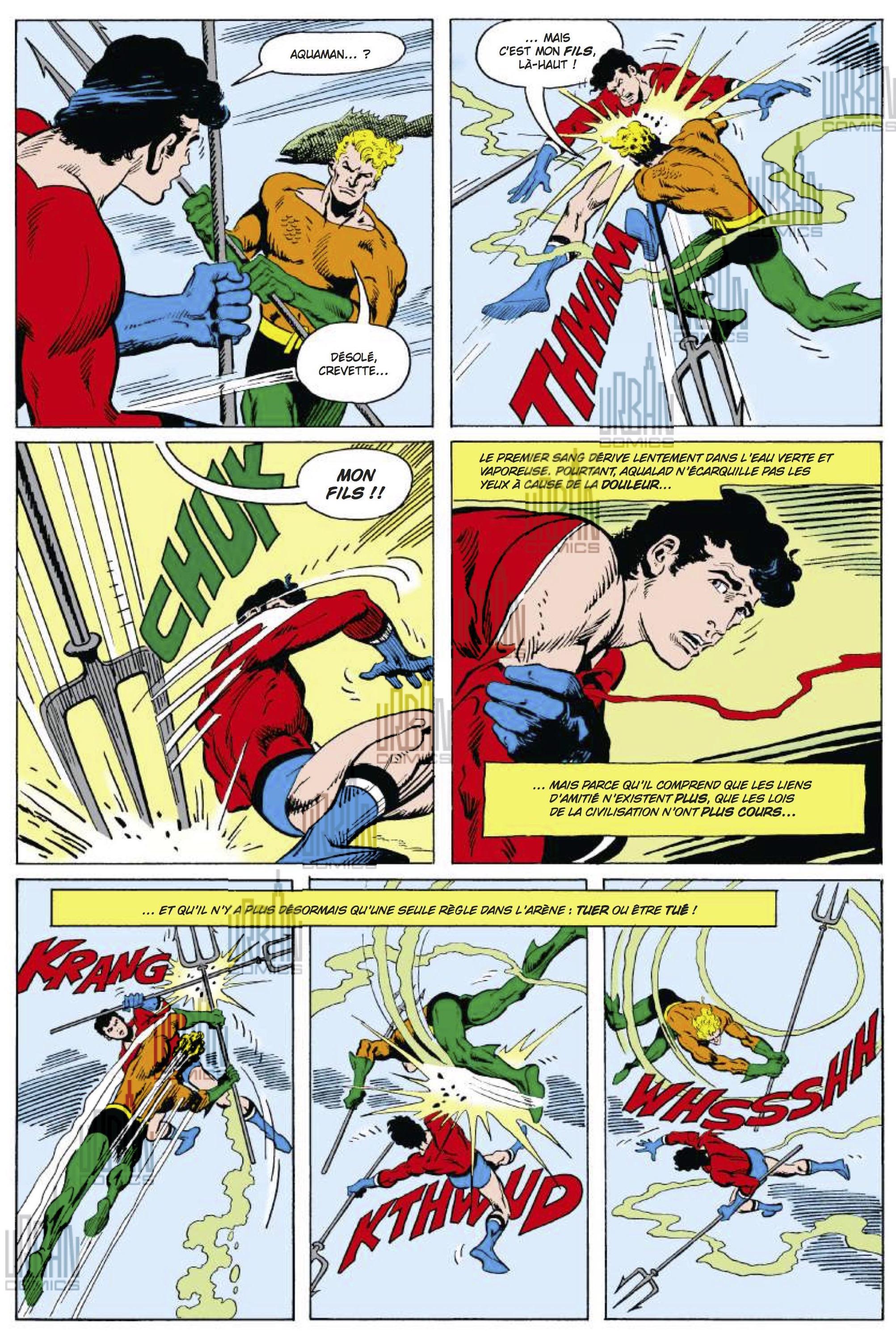 Aquaman - la mort du prince 198