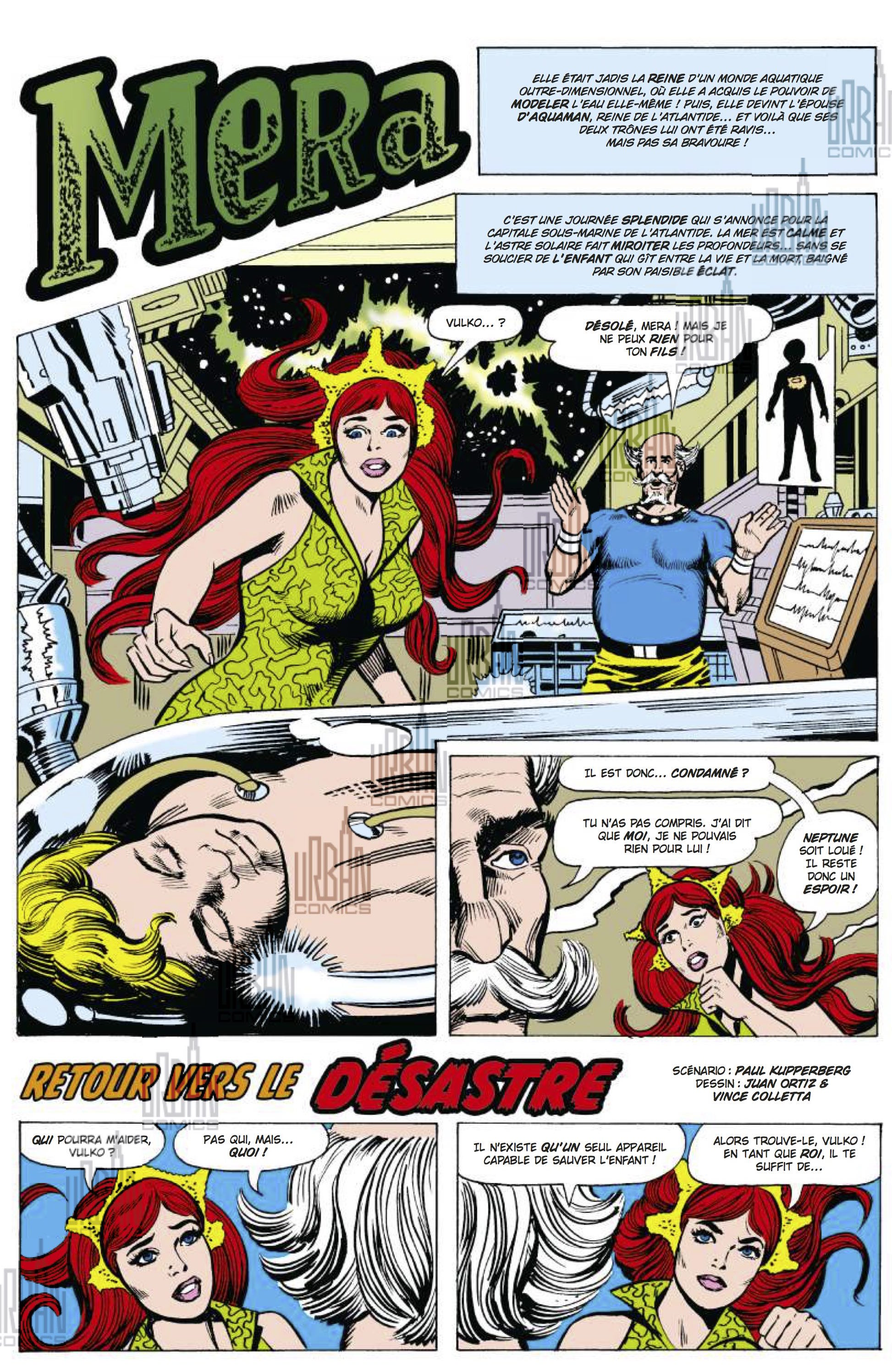 Aquaman - la mort du prince 238