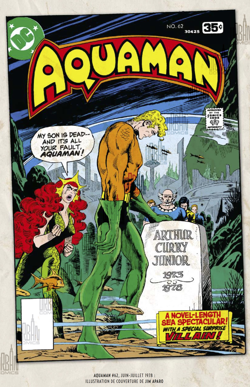 Aquaman - la mort du prince couc Aq62