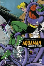 Aquaman - la mort du prince couv