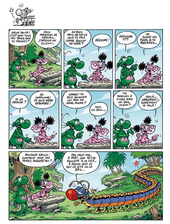 Nabuchodinosaure T2 page 11