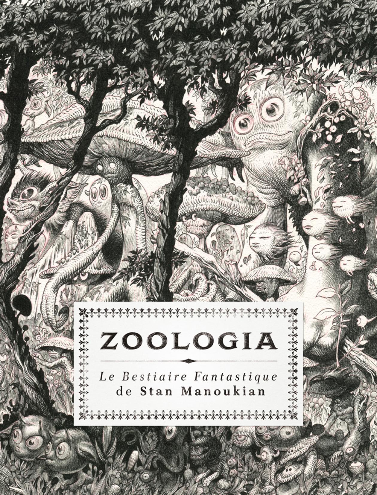 Stan Manoukian-ZOOLOGIA