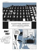 Face à la mort (planches 1 à 3, Vents d'Ouest 2019)