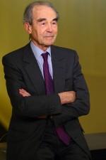 Robert Badinter, photographié à Poitiers en 2013.