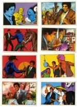 Vignettes autocollantes destinées à l'album collecteur Magie du monde entier avec Gérard Majax. Hodges assistera Majax dans la conception de ses émissions de télévision, animera graphiquement la plus célèbre d'entre elles, Y'a un truc (1975), et sera vu dans certaines.