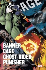 Cage banner Ghost Punisher