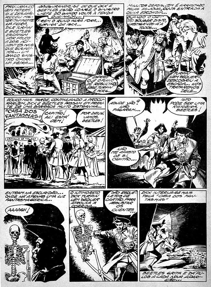 « Dick Turpin » pour Sun (1958).