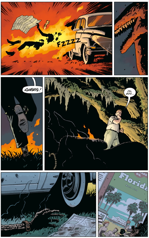 Hellboy BPRD 1955 Burning season 3
