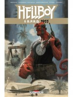 Hellboy BPRD 1955 couv
