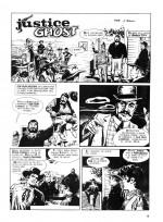 Encore un western de Blasco : « Justice Ghost », publié dans Chito.