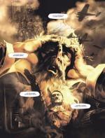 Les sombres présages de Nostradamus (planche 1 pour le T1, Dargaud 2016)