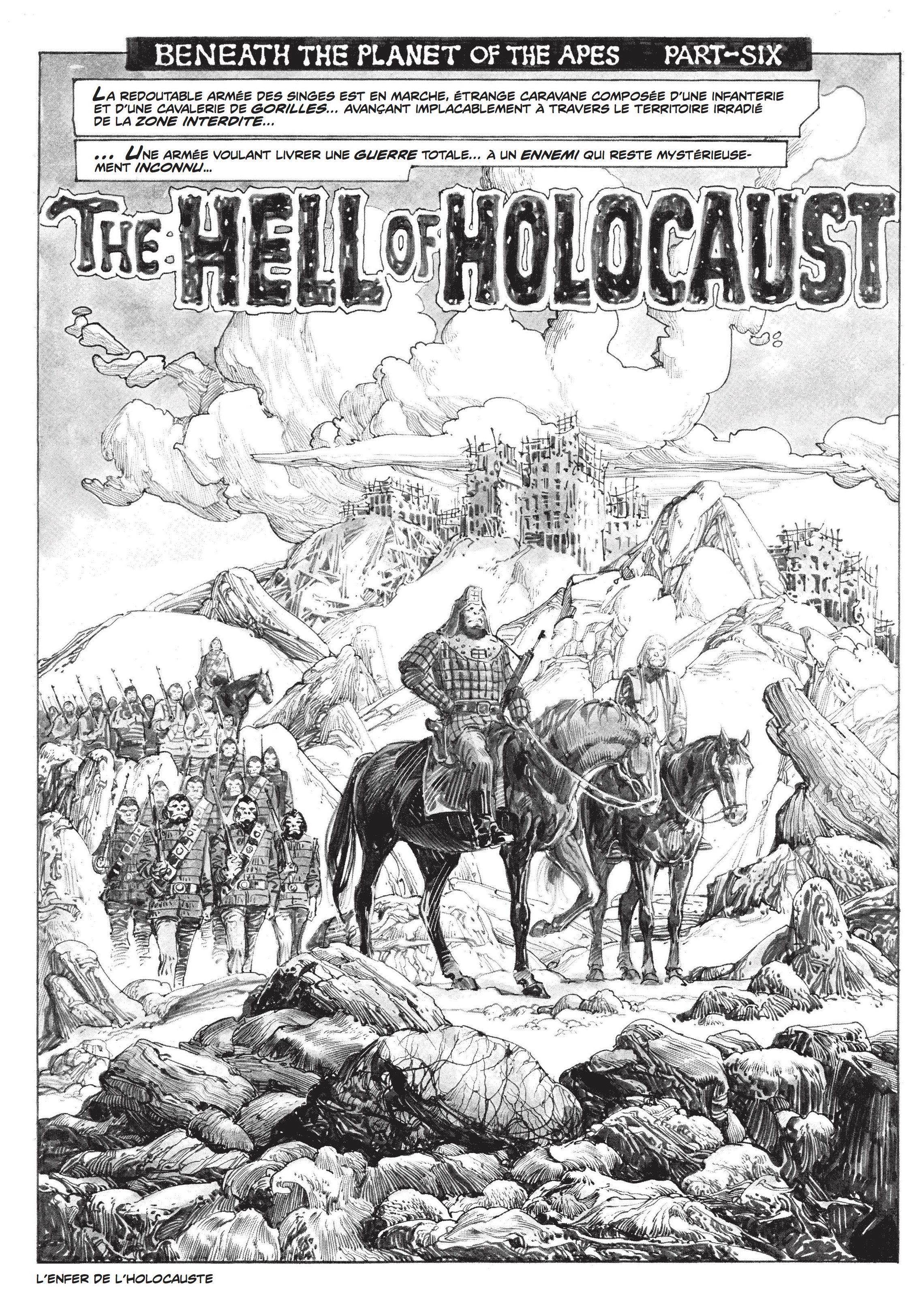 The hell of holocaust 27 FR